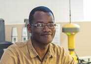 Clement Ogaja, GNSS Systems Specialist