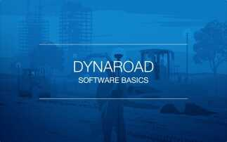 DynaRoad makes complex tasks easy with graphical interface