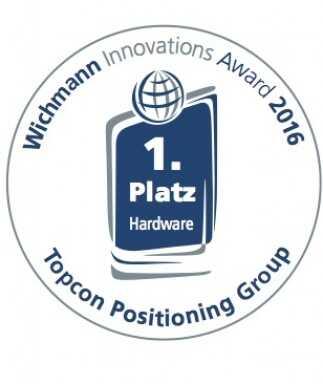 Topcon se alza con el premio Wichmann Innovations Award por el Falcon 8