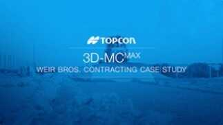 Weir Bros. halves construction time with 3D-MC MAX