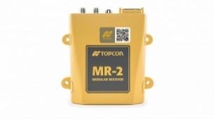 El receptor modular GNSS de Topcon se integra en una amplia gama de aplicaciones