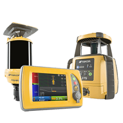 Millimeter GPS Grader