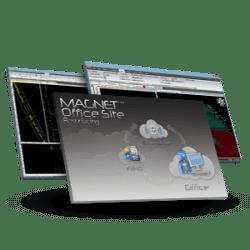 MAGNET Office Site con repavimentación