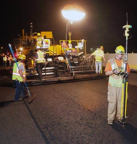 THE ROAD TO PRODUCTIVITY, PAVED BY TOPCON