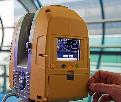 Easy Laser Scanning
